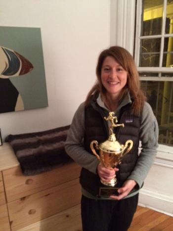 My trophy from JFK!