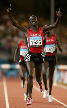 diet of kenyan runners