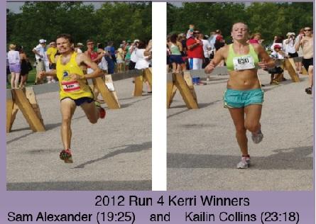 run 4 kerri 2012 winners