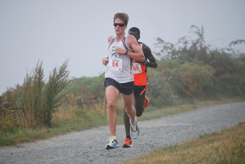 Vassallo on his way to victory in Nahant, courtesy of Krissy Kozlosky.
