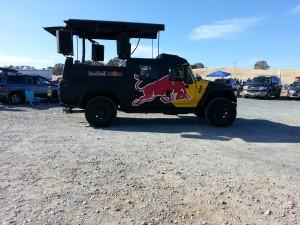 Red Bull Music Truck