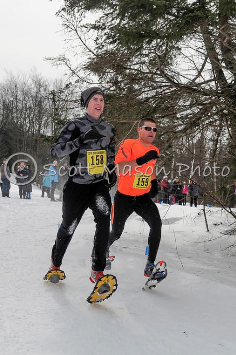 Mason Galoob Snowshoe Championships
