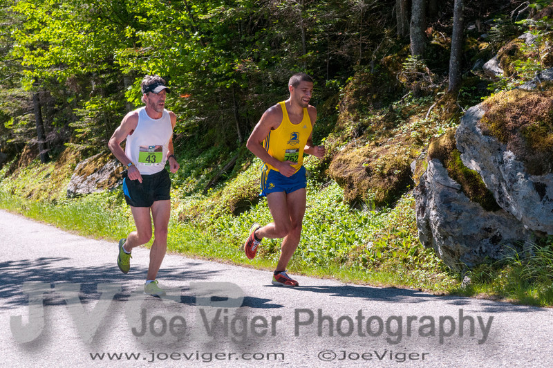 2013 Mt Washington Road Race Viger Najem