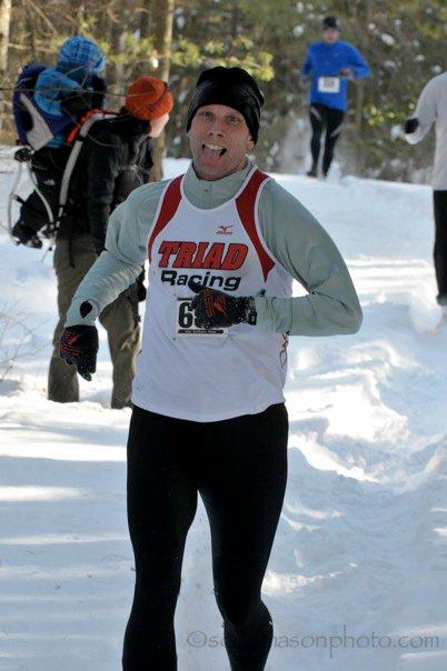 Feel Good Farm Snowshoe Race 2011 Wade Mason