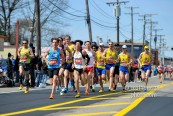 Mason Ayr BAA Boston Marathon