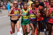 Navas Flanagan Dibaba Boston Marathon