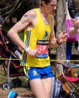 Navas Harvey Boston Marathon