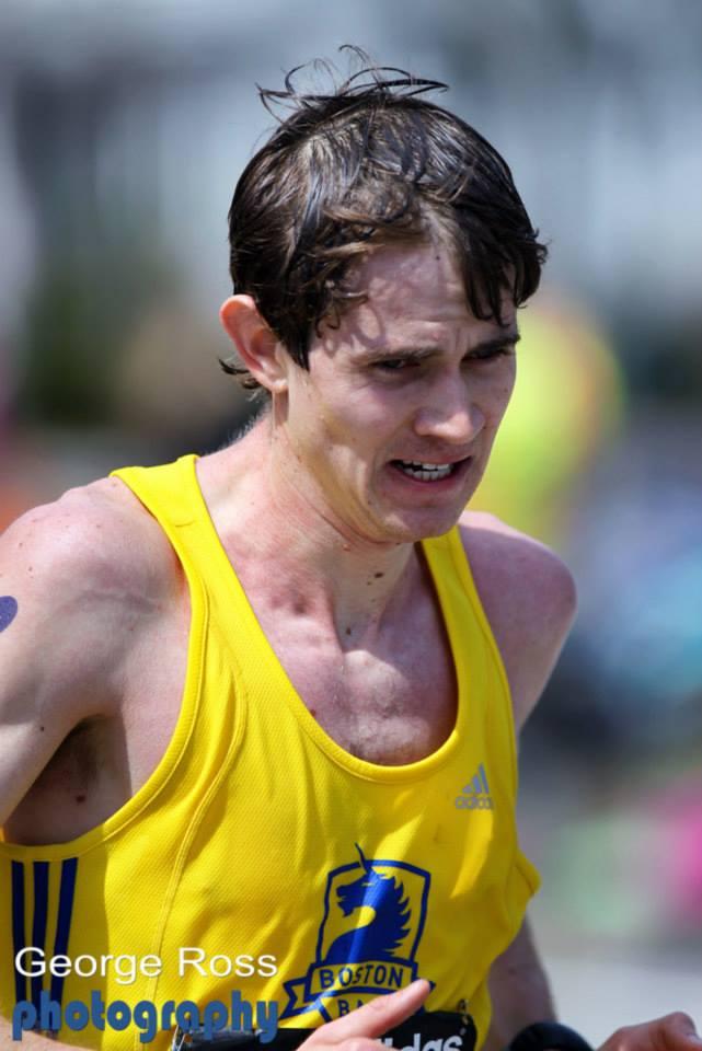 Ross Harvey Boston Marathon