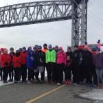 2015 Cape Cod Canal Run group shot Dandeneau