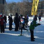 2015 World Snowshoe Championships Ayr Wilson action shot II