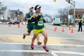 New Bedford Half Marathon 3.15.2015 Mason Bui