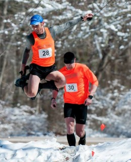 Brrr-lingame Trail Races 03.29.2015 Mason Piecuch