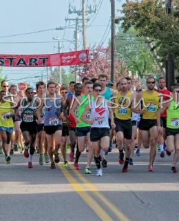 Vermont City Marathon 2014 Mason