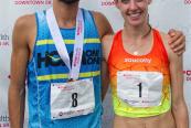 CVS Downtown 5k 9.20.2015 Mason Torrence & Huddle
