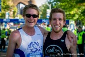 Hartford Half Marathon Mason Vassallo Macknight
