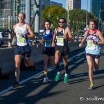 Hartford Marathon 10.10.2015 Mason Leslie Joyce Sanders
