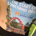 Hartford Marathon 2015 Enman new tattoo