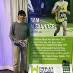 Hartford Marathon 2015 posters Alexander