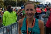 Berlin Marathon 9.27.2015 Dionne post race