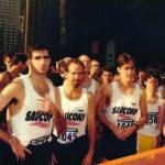 Corporate Challenge Championship 1997 Saucony Dandeneau Gorman Retelle Harig