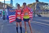 Philadephia Rock 'n' Roll Half Marathon 10.31.2015 Smith Serafini Ritchie