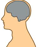 brain sillouette 1.18.16 open clip art
