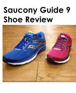 saucony guide 9 shoe review 780 1.28.16