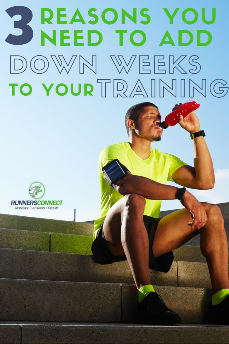 I had no idea down weeks were so important! Your bones actually get weaker before they get stronger, but down weeks can help runners stay healthy and get stronger. We found some shocking research that could change the way runners look at building mileage.