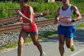 Morgan Caraviello Chicago Marathon 2016 story