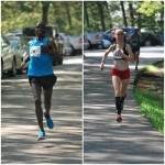 2015 race winner Glarius Rop and Rosa Moriello. Photos courtesy of Krissy Kozlosky.