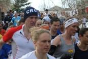 Merrimack River Trail Race 2016.04.09 Giberti Enman Nedeau
